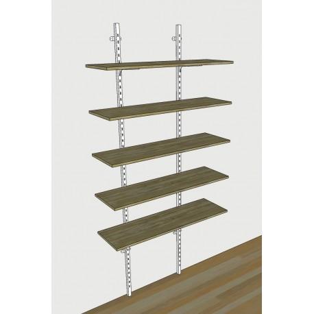 KIT 1 - Estanteria de 5 estantes